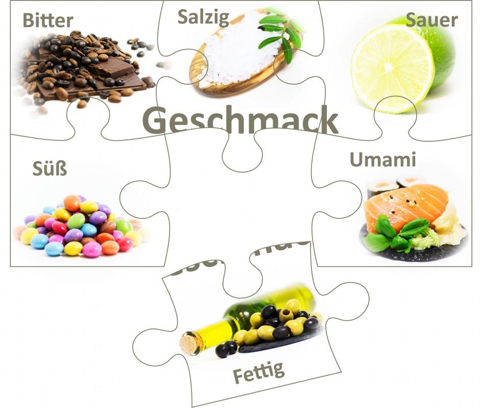 Der Wahrnehmung von Nahrungsfetten auf der Zunge liegt ein komplexes ...